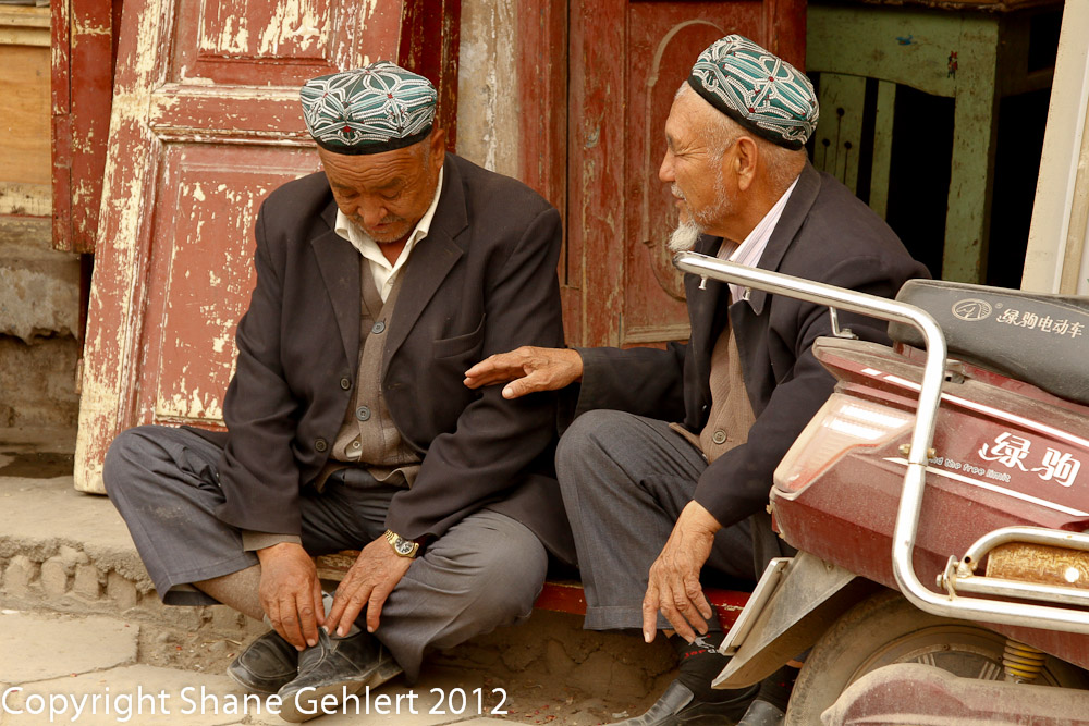 Kashgar, China
