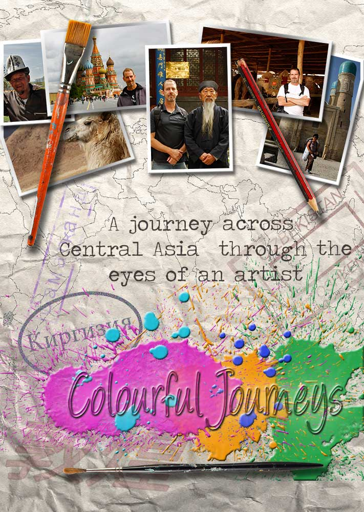 Colourful Journeys dvd